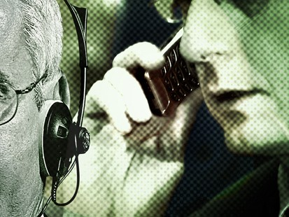Cell Phones Spying