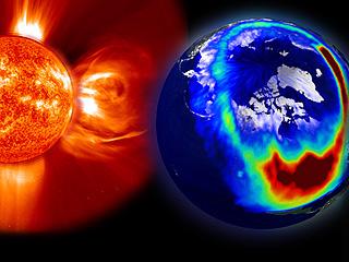 NASA issues warning of solar superstorm 2012: One billion ...