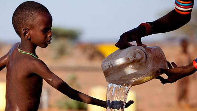 The Water Crisis in African Cities | CRISISBOOM