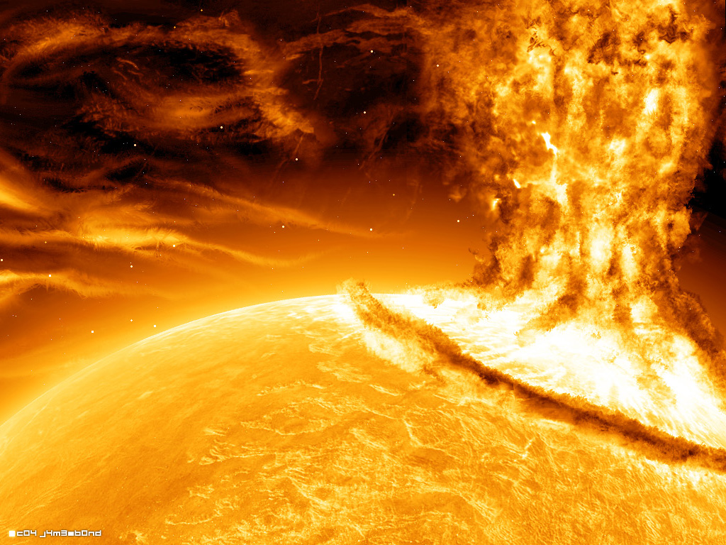 nasa predictions of solar storms - photo #11