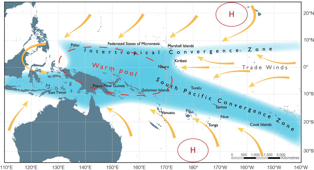Small Islands States And Extreme Weather Events